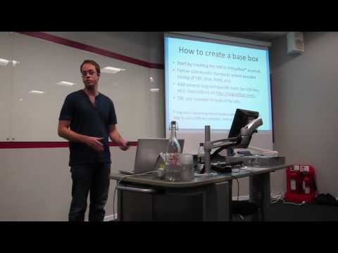 DrupalCampLondon 2013: Marcus Deglos - Vagrant: A crash course