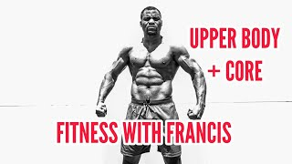 Fitness W Francis Upper Body + Core