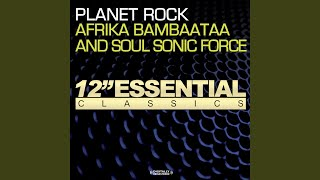 Planet Rock (Rerecorded Elements: Strings, Sequence, Beats)