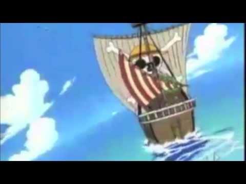 Canzone One Piece All'arrembaggio!