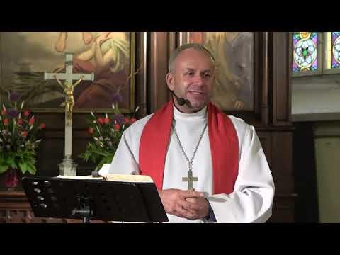23.05.2021  I  Rīgas Sv. Pāvila draudzes dievkalpojuma sprediķis
