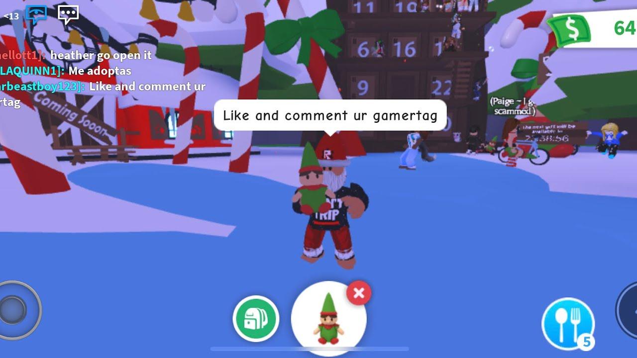 Roblox Elf Roblox New Elf Plush Roblox Adopt Me Day 3 Youtube