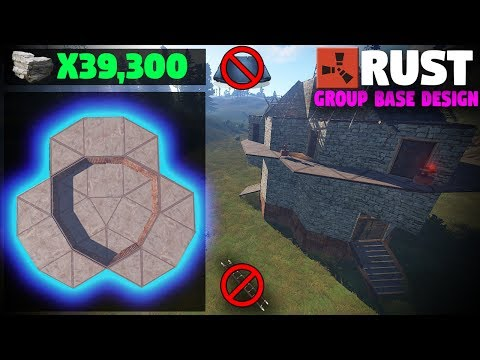 *NEW* OVERPOWERED CHEAP Small Group Base Design | (Layout) Rust Base Building