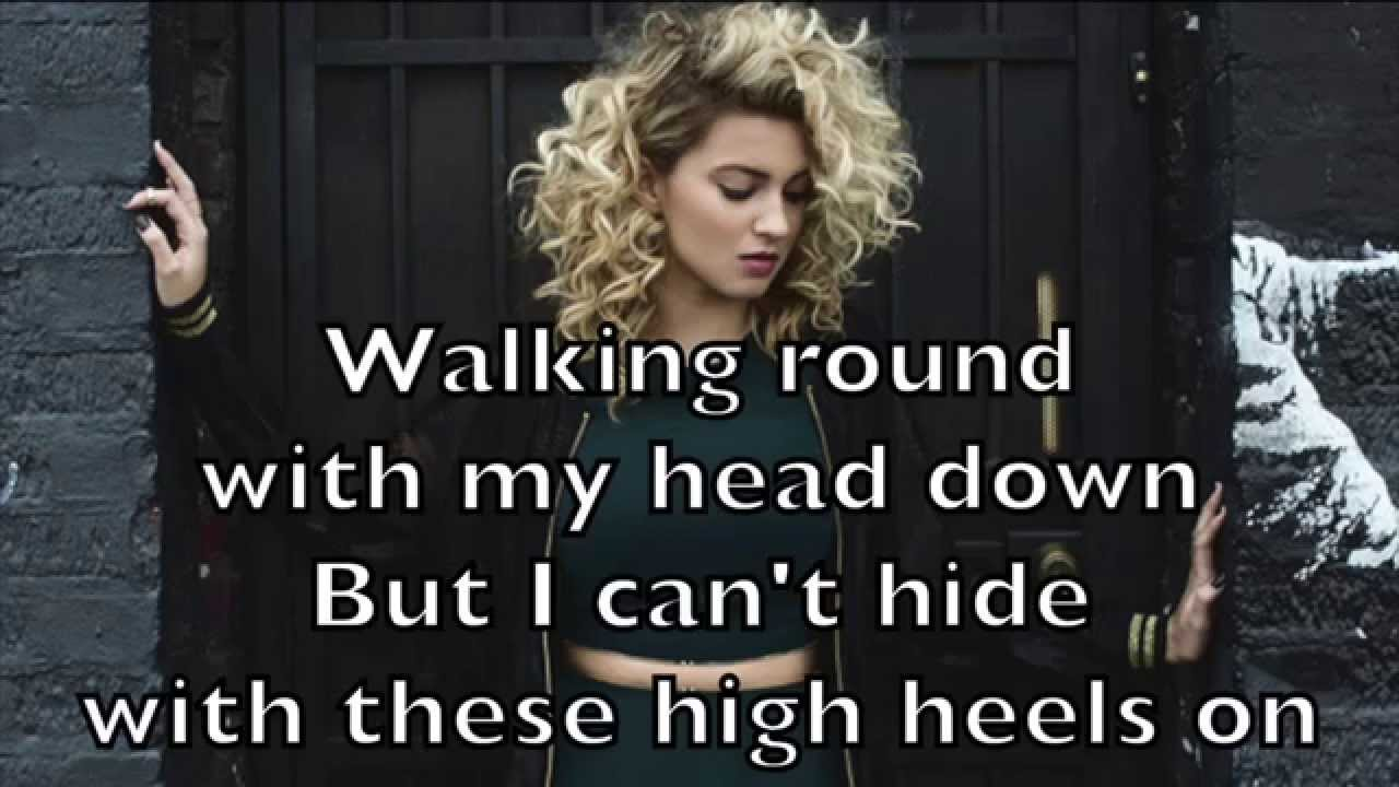 Tori kelly should 39 ve been us karaoke acoustic guitar for Haute u should know lyrics