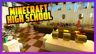 TALENT SHOW TRYOUTS! - Minecraft High School Livestream