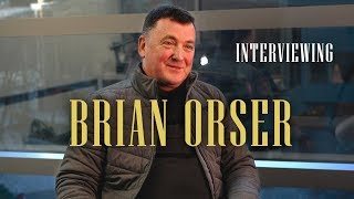 BRIAN ORSER EXCLUSIVE INTERVIEW by John Wilson Blades ft. Rockerskating