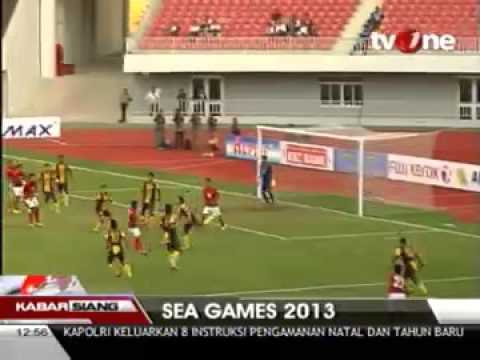 TimNas Sepak Bola Sea Games Indonesia Menang Score 5 - 4 ...