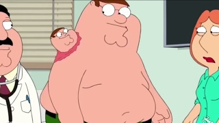Family Guy - Peters Neck Twin