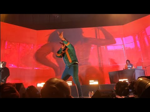 Schoolboy Q - Gang Gang & That Part (Live)