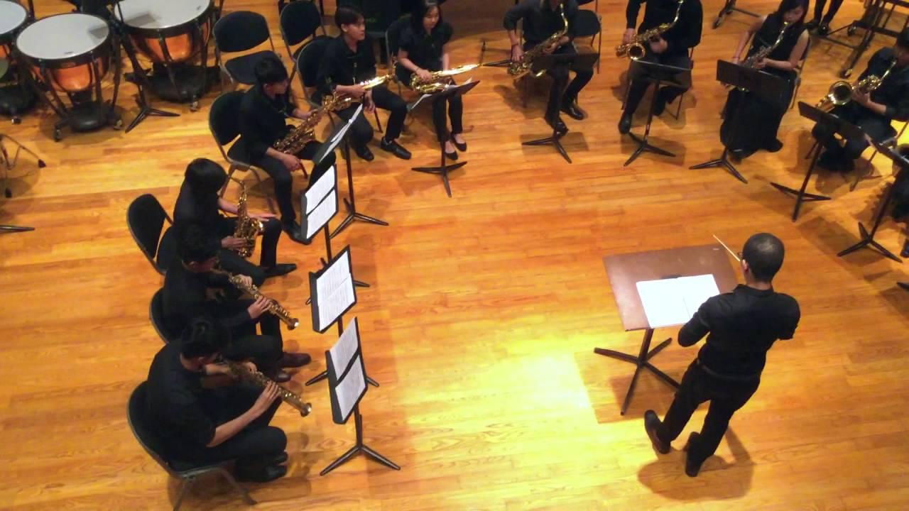 Carmen by Georges BIZET [arr. Jacques Larocque] - Salaya Saxophone Ensemble