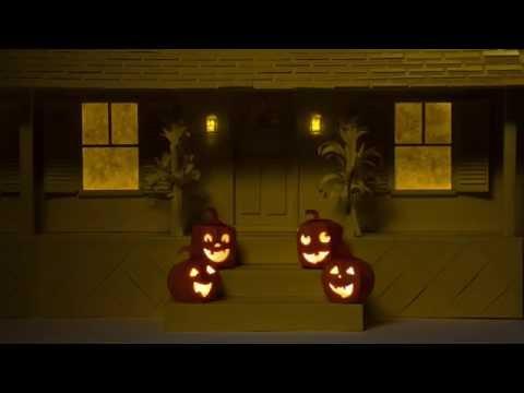 Liberty Mutual Presents Spooky Decorations