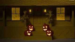 Liberty Mutual Presents Spooky Decorations