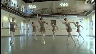Vaganova Ballet Academy: Classical Exam 2018. 8th grade. Centre Part 1