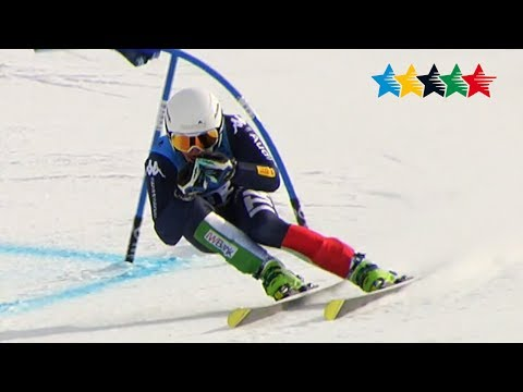 Alpine Skiing Men's Super G - 28th Winter Universiade 2017, Almaty, Kazakhstan
