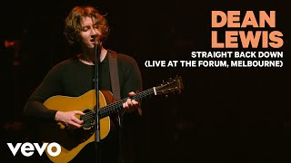 Dean Lewis - Straight Back Down (Live At The Forum, Melbourne 2019)