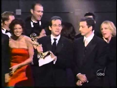 Will & Grace wins 2000 Emmy Award for Outstanding Comedy Series