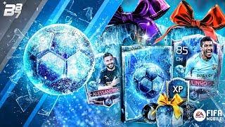 FOOTBALL FREEZE EVENT! 4X BUNDLES OPENED! | FIFA MOBILE