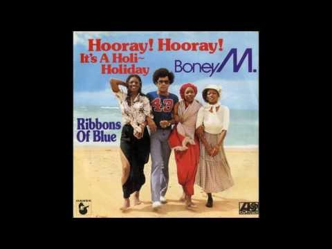 Boney M. - Hooray! Hooray! It's A Holi-Holiday (Extended UltraTraxx Remix) mp3