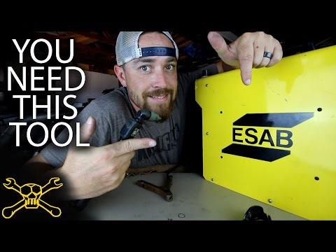 You Need This Tool - Episode 28 | The Plasma Cutter