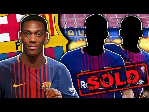 Does Anthony Martial Want To Leave Manchester United For Barcelona?! | Transfer Talk