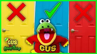 Don't Choose the Wrong Door Challenge with Gus