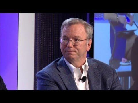 Four Horsemen of Tech Will Change World: Schmidt