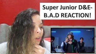 SUPER JUNIOR-D&E 슈퍼주니어-D&E 'B.A.D' MV | REAC…