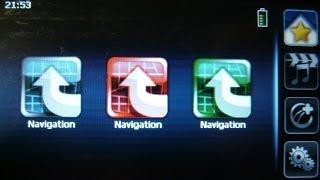 Как установить другую карту программу на навигатор