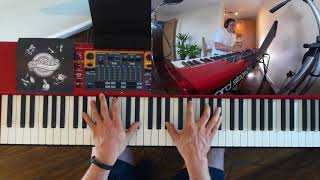 Stereophonics - Handbags and Gladrags (cover on piano)