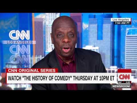 2/8/17 Newsroom Interview w/ Jimmie Walker