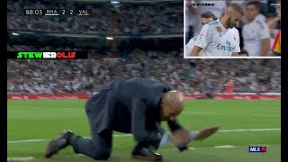 vuclip Karim Benzema ⚽ All Misses ⚽ Real Madrid Vs Valencia 2-2 ⚽ 2017\2018 ⚽ HD #BenzemaOut