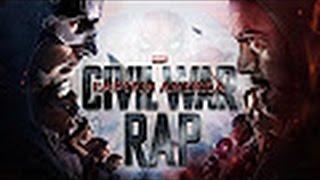 Civil War Rap - #TeamCap vs.- #TeamStark - Borrego Harcode - (Con Letra Y Descarga)