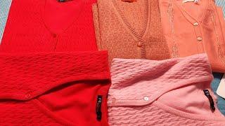 Woolen cardigan haul | Bridal cardigan | women cardigan | affordable or experience?