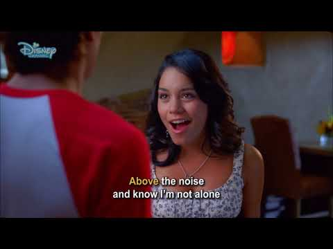 High School Musical 2 | You are the music in me - Vanessa - Music Video - Disney Channel Italia