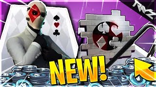 "How To UNLOCK The ""Wild Card Skin"" 