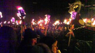 Lerwick Up Helly Aa 2012 (part 2)