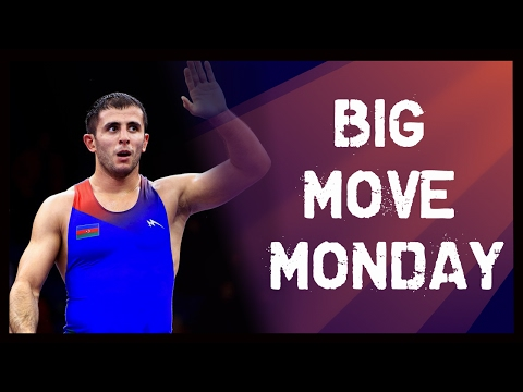Big Move Monday -- Rafig HUSEYNOV (AZE) -- 2016 Non Olympic World C'ships