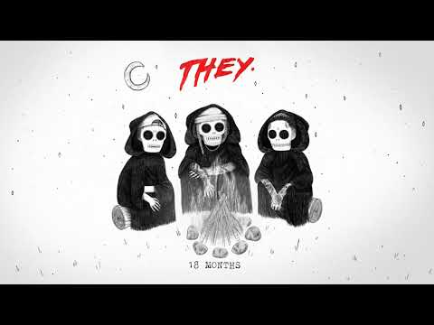 "THEY. ""18 Months"" feat. Ty Dolla $ign [Official Audio]"