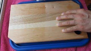 як зробити дерев'яну стільницю