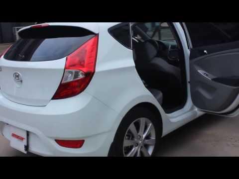 Hyundai Accent Hatchback 1.4AT 2014