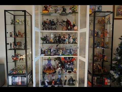 My Anime Figure Collection - Super Update Dec. 2016! La Mia Collezione di Anime Figures - Dic. 2016!