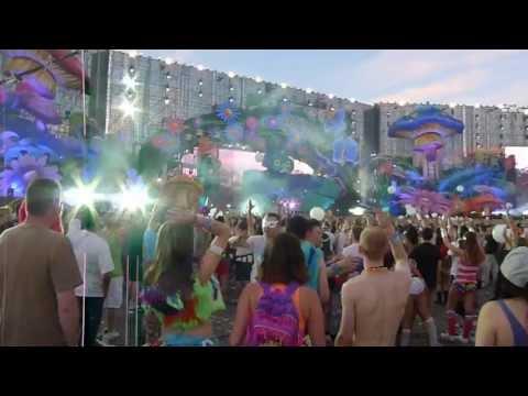 Dash Berlin - 'California Love' @ EDC Vegas (Day 3) [06.23.2013]