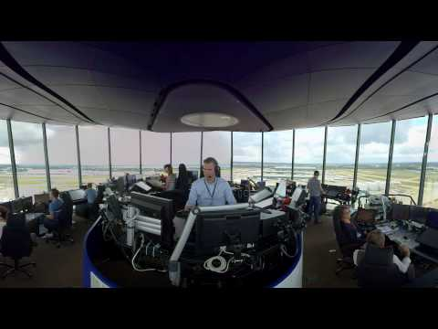 Heathrow control tower 360