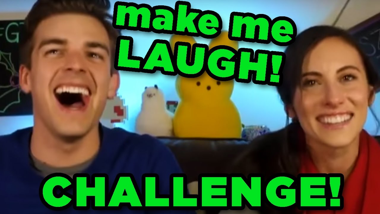 GT Live: Can You BREAK US?! | Try Not to Laugh Challenge - So Much Cringe! | Try Not to Laugh Challenge ► http://bit.ly/2heak9a Watch MORE on the GTLive Channel! ►► http://bit.ly/1LkSBnz