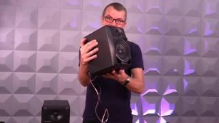 Pioneer DM-40 Active Monitor Speakers Review & Talkthrough