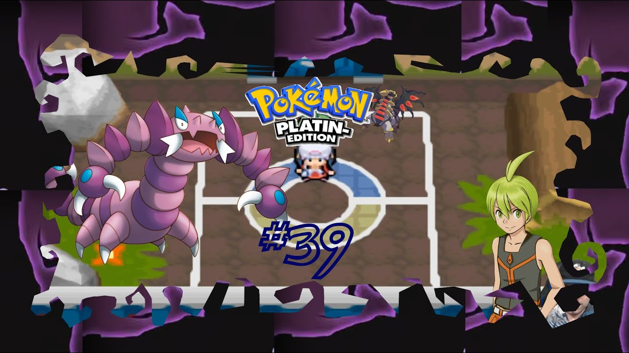 Pokemon Platin Liga