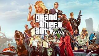 Grand Theft Auto V. Стрим для взрослых 18+ . №1 Проходим сюжетку.