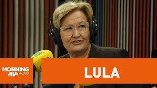 """Ana Amélia sobre Lula: """"acreditei na pregação dele"""""""