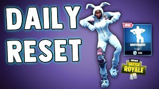 FORTNITE DAILY SKIN RESET - BRAND NEW EMOTE!! Fortnite Battle Royale New Items in Item Shop