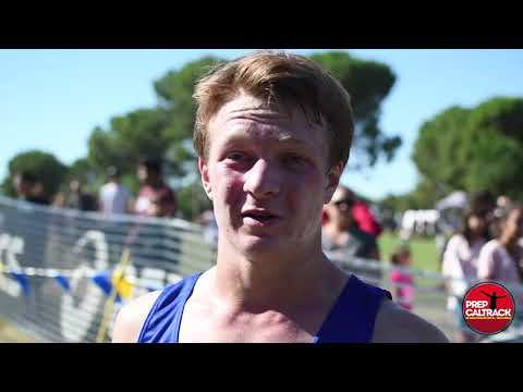 Caleb Dittmar (The Nueva School) at the 2018 Clovis Invitational
